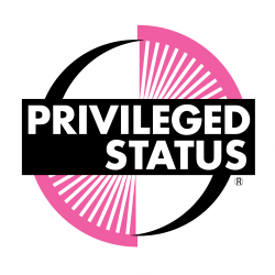 Shazam Privileged Status Logo